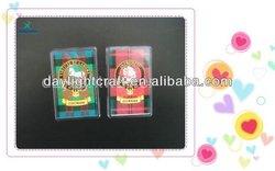 Promotional gift blank frame Plastic Fridge Magnet
