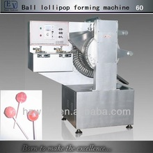 60 Ball lollipop forming machine
