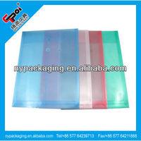 Factory waterproof file bag/car document holder bag/plastic document bag