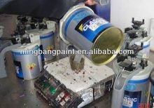 Guangzhou car paint factory (primer,color,varnish,hardener,thinner)