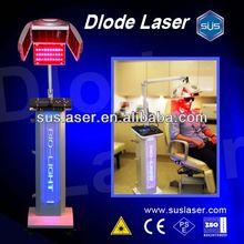 2013 hot! wholesale diode laser regrowth hair machine BL005 CE/ISO diode laser hair growth regrowth hair machine