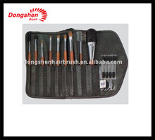 synthetic makeup brush sets,make up set,packaging makeup products