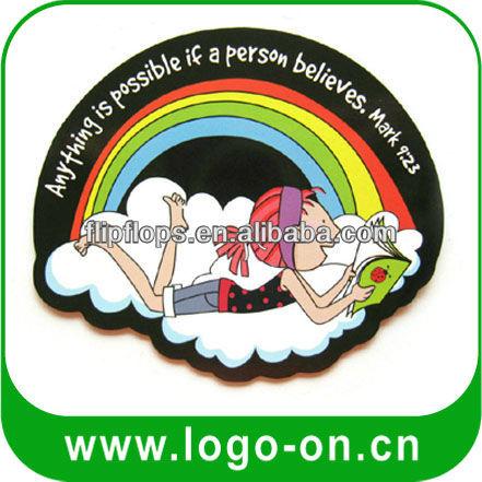 2013-2014 Sedex Audited Factory Paper fridge magnet