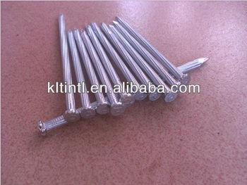Galvanized concrete nails/concrete steel nails/ in different size
