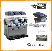 Hot!Slush Dispenser T313/drink machine/3 tanks