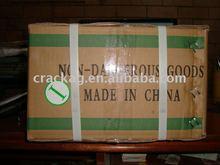 Non Dangerous explosive goods