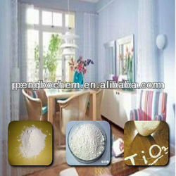 Titanium Dioxide rutile /tio2 from manufacturer with large supply and competitive price