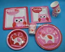 paper plates (2012 new design )