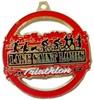 2015 Hot custom medal/ sport medal/marathon medal