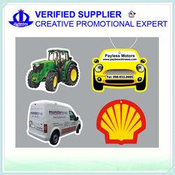 Paper Car air freshener / China Air Freshener