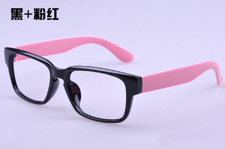 Цвет оправы: розовый черный 6
