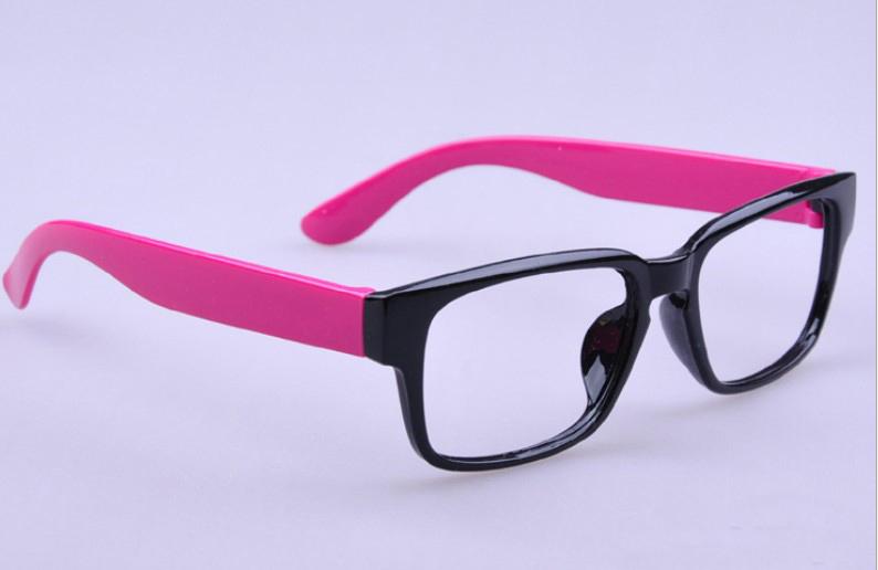 Цвет оправы: розовый черный 2