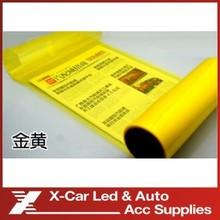 30cm*1m Auto Car Sticker Smoke Fog Light HeadLight Taillight Tint Vinyl Film Sheet all colors available car decoration decals(China (Mainland))