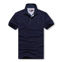 Good Quality Brand Logo New Fashion Men Casual Shirt Slim Fit Tops & Tees Famous Camisas 3308(China (Mainland))