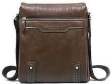 2014 new fashion brand Genuine Leather+pu Men's Briefcase bag, Business Handbag, Men Messenger Bag, men's travel bag DB3721(China (Mainland))