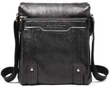 2014 new fashion brand pu leather Men's Briefcase bag, Business Handbag,high quality Men Messenger Bag, men's travel bag DB3721(China (Mainland))