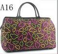2014 large capacity high quality women bag one shoulder cross-body men travel (China (Mainland))