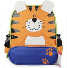 Big size animal shaped children backpack  double shoulder school bag kids backpack cartoon mochila infantil free shipping(China (Mainland))