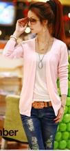 Women's irregular sweep no button cardigan cape shrug shirt air conditioning shirt long-sleeve(China (Mainland))