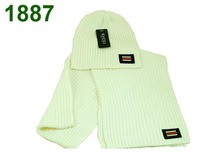 Brand Fashion Designer Winter Hats with Pom and Scarf Set For Men Women Skullies Thicken Beanies Scarves Warm Ofertas Do Dia(China (Mainland))