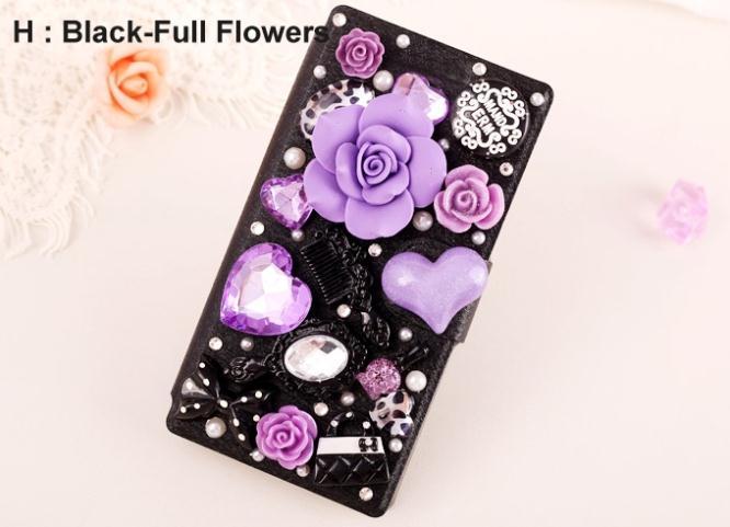 Цвет: h полный черный цветок