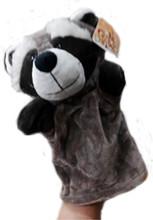 Fashion Baby Children Kid Animal Hand Glove Puppets Toy Plush Learning Story(China (Mainland))