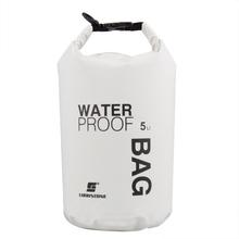 5L Ultralight Outdoor Waterproof Dry Bag Storage for Canoe Kayak Rafting Sports Outdoor Camping Travel Kit Equipment(China (Mainland))