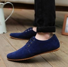 2015 Hot New Men Summer fresh ventilate Cavans Casual Lace up Loafers Slip on Shoes--free shipping QT277(China (Mainland))