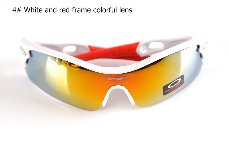 Цвет объектива
