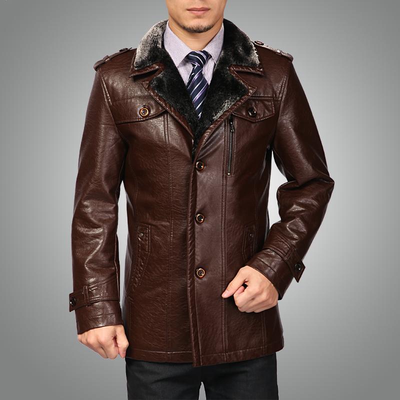 Купить Мужскую Зимнюю Кожаную Куртку С Мехом В Коньково