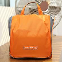 new 2014 waterproof cosmetics bags offers makeup Korea multifunctional organizer hanging wash bag travel necessaries case TW-201(China (Mainland))