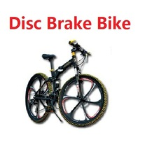 """Coolest 27 Speed 26""""  folding Mountain or Road Bike complete Double Brake one Wheel Full Shocking Proof  Mountain Bicycle(China (Mainland))"""