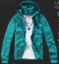 on 19.august super sale  autumn men's coat man hoody solid hoodies men outdoor hoodie for free shipping 23.5(China (Mainland))