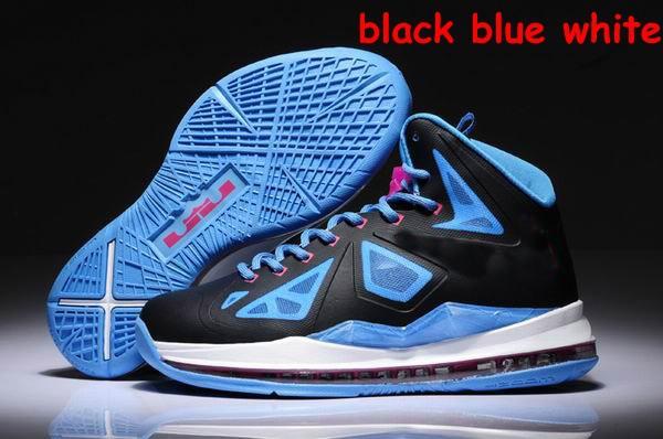 Цвет: черный синий белый