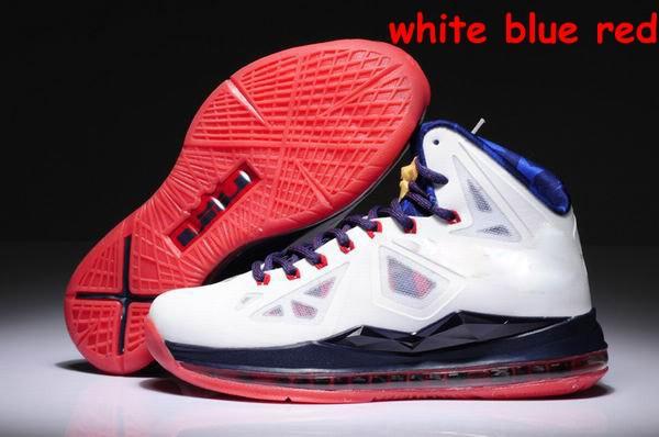 Цвет: белый синий красный
