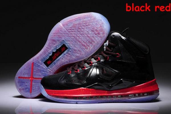 Цвет: черный красный