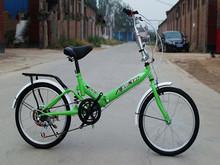 Ultra-light ! mini 20 bicycle women's child folding bike(China (Mainland))
