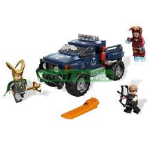 Building Block Sets Bozhi Super Hero series  Educational DIY Toys Bricks Compatible With Lego(China (Mainland))