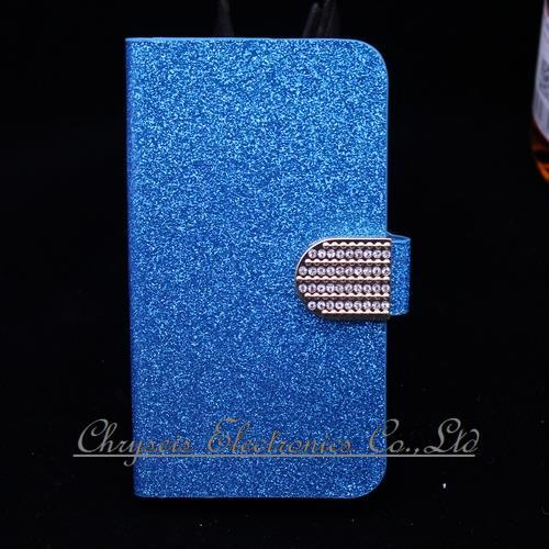 Цвет: синий с бриллиантом