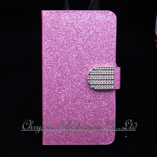 Цвет: розовый с бриллиантом