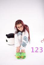 Free Shipping Cute Cartoon Rilakkuma & kitty Open Toe Short Plush Slippers Home variety Slippers Wholesale(China (Mainland))