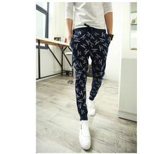 8 Styles New 2014 Sweatpants For Men Camouflage Military Pants Mens Joggers Baggy Pants Men's Sports Pants Pantalones Hombre(China (Mainland))