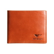 Promotion! Quality assurance Cowhide wallet,Men's  genuine leather with pu wallet,man leather  purse/wallet for men wholesale(China (Mainland))