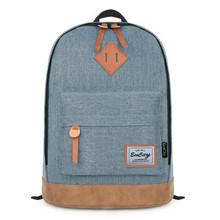 Boys Backpack For Student,Women School Back Pack,Classic Children School Bag,Men Canvas Laptop Bag Pack,Girls Mochila Rucksack(China (Mainland))