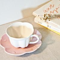 china love Endulge zakka japanese style ceramic coffee  plate romantic coffee isonuclear allocytoplasmic  cup