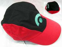 Pokemon Ash Ketchum Hat Cap Cosplay PNHT9623