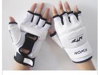 Thaiquan flanchard armfuls taekwondo gloves s , m , l white