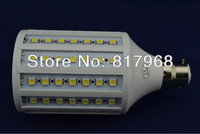 Corn Bulb B22 18W 5050 SMD 102LED Light Home Bedroom Lamp 200-240V/AC 360 degree High Power Cool| Warm White Free Shipping