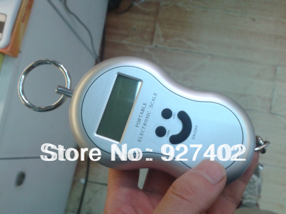 Accurate Digital Fishing Electronic Hook Scale 05(China (Mainland))