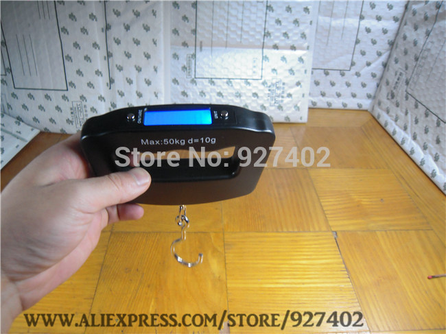 Accurate Digital Fishing Electronic Hook Scale 03(China (Mainland))